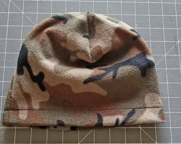 free fleece hat pattern