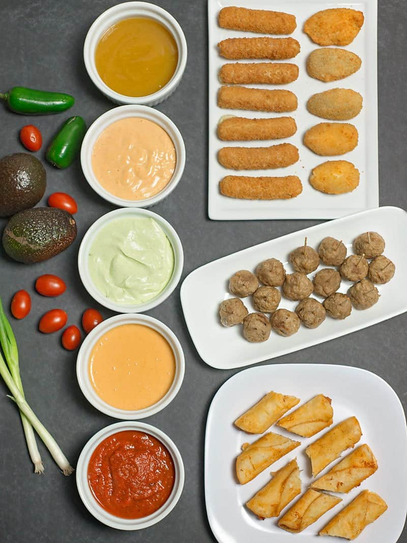 5 Easy Dipping Sauce Recipes
