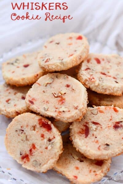 Santa's Whiskers Cookie Recipe
