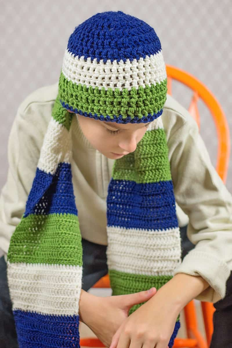 Crochet Project for Boys