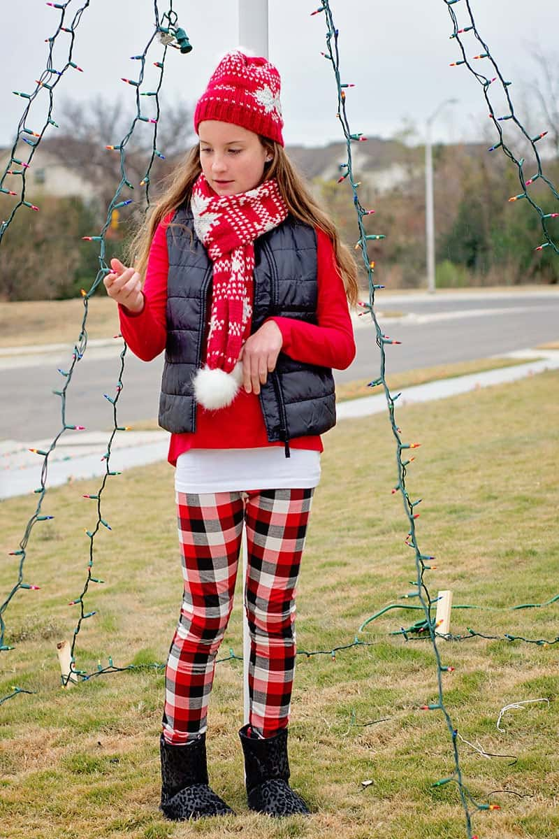 sew a pair of leggings in 20 minutes!