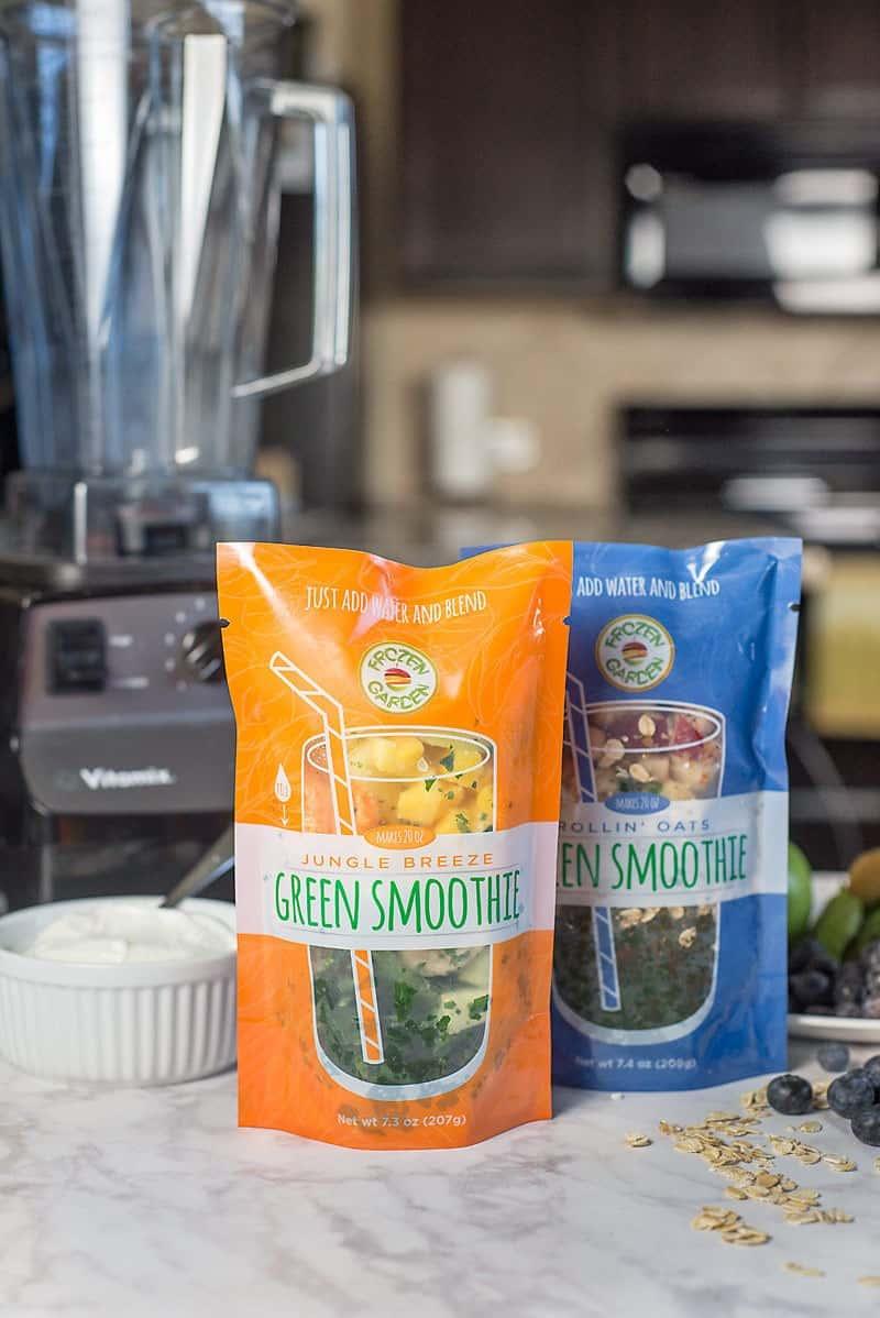 Frozen Garden Smoothies: Save $5 off your order with Frozen Garden coupon code: CRAFTY5