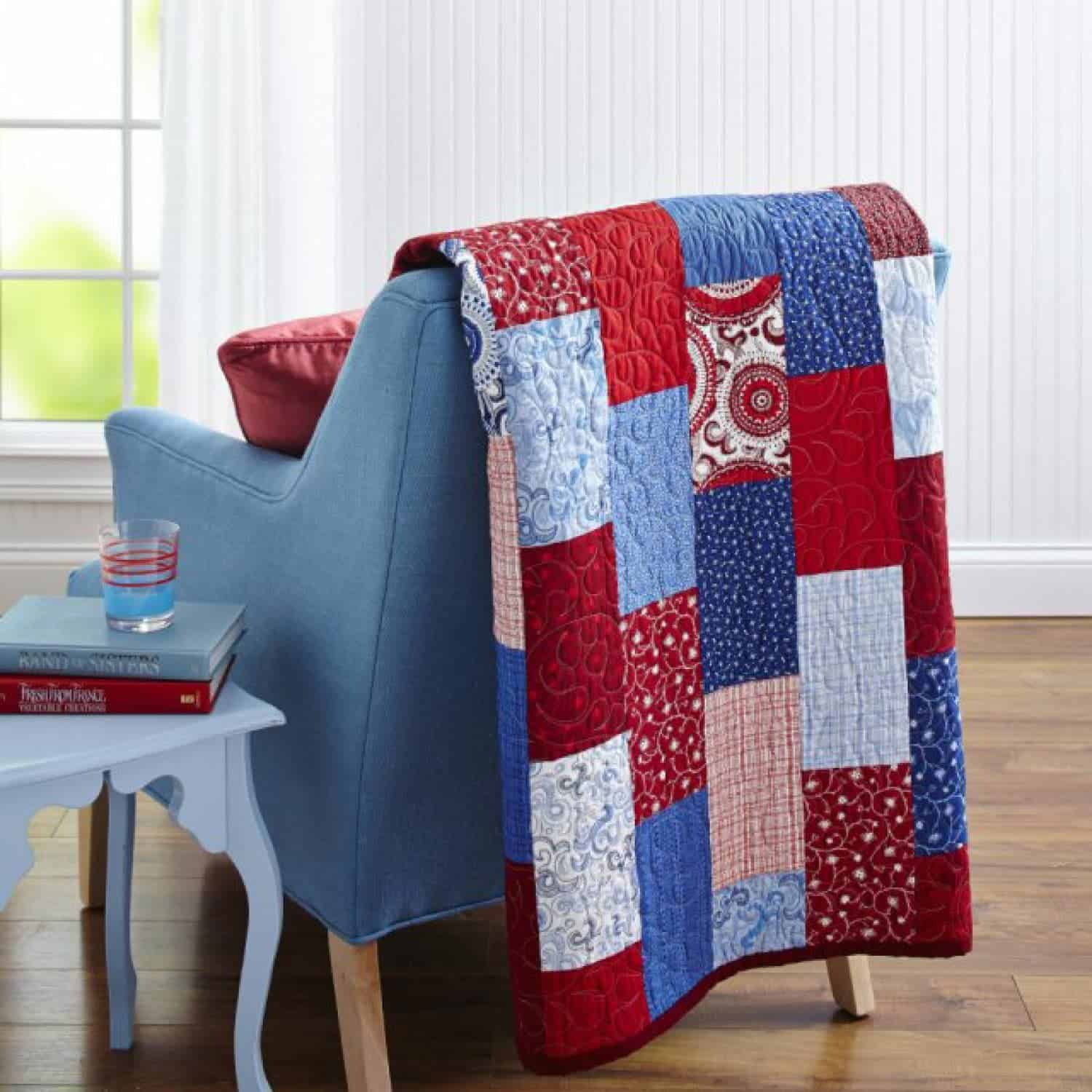 4th of july sewing project ideas