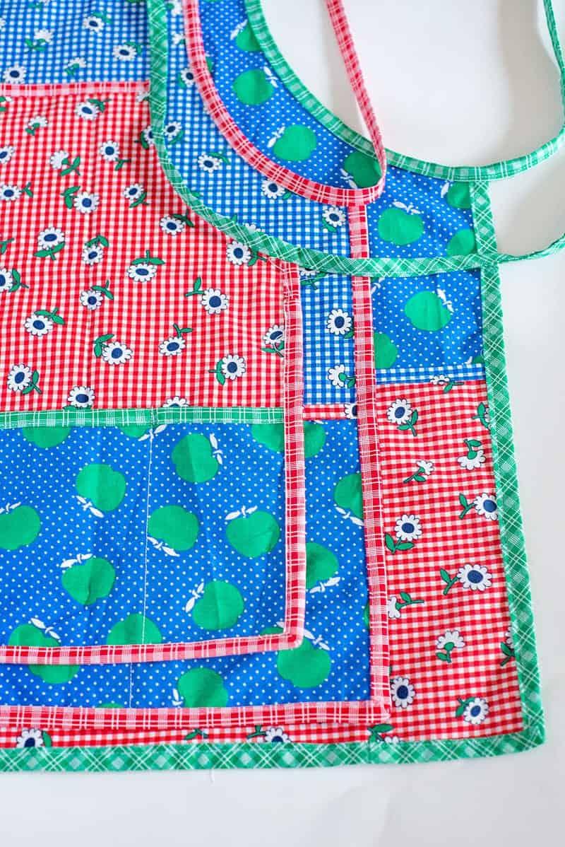 free apron pattern,