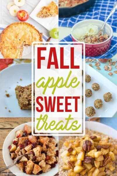 Amazing Apple Treats For Fall +Inspiration Monday