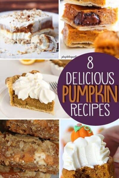 Delicious Pumpkin Recipes + Inspiration Monday 9.15.18