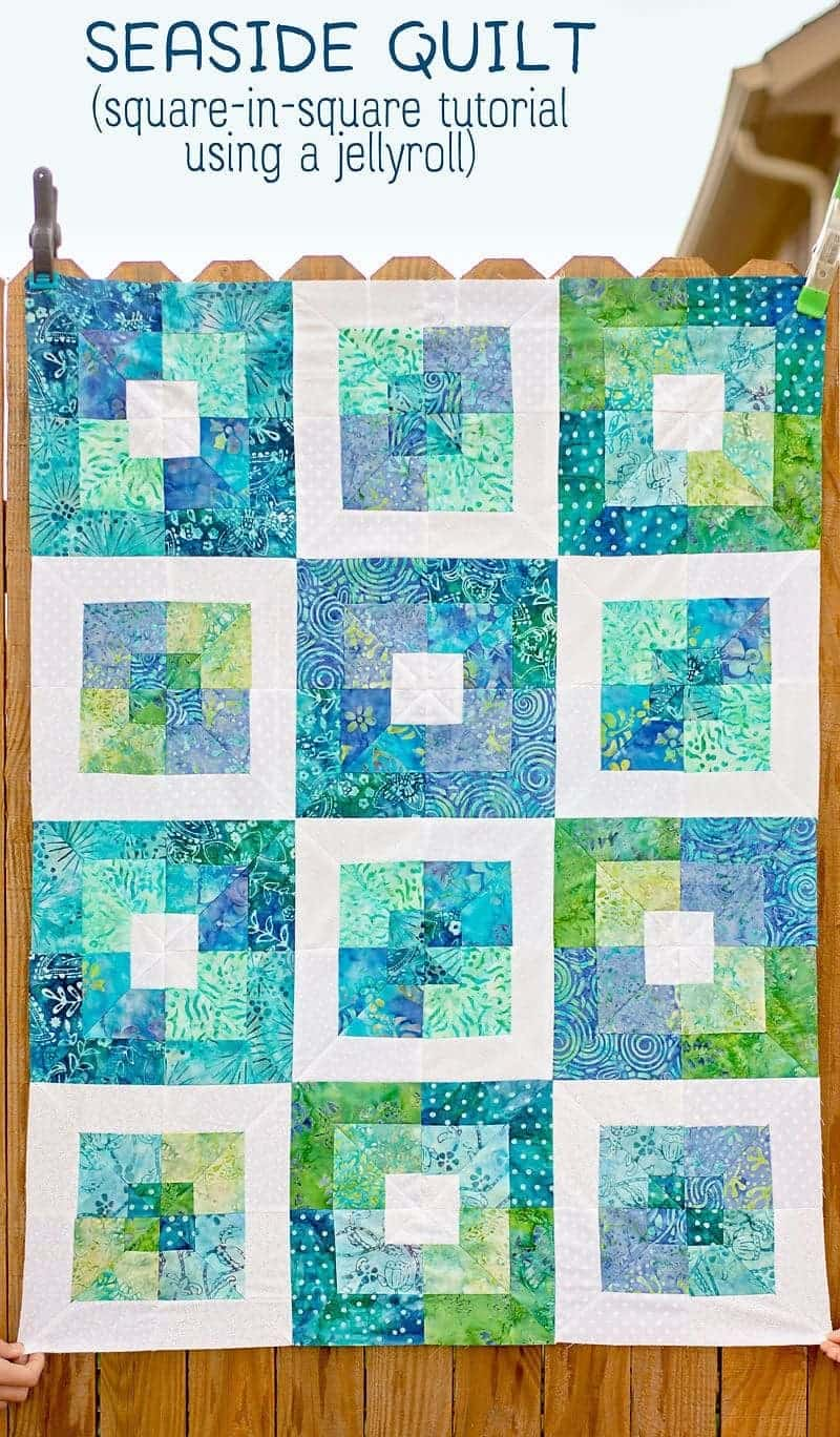 image relating to Baby Quilt Patterns Free Printable called 45 Absolutely free Very simple Quilt Behavior - Great for Newcomers