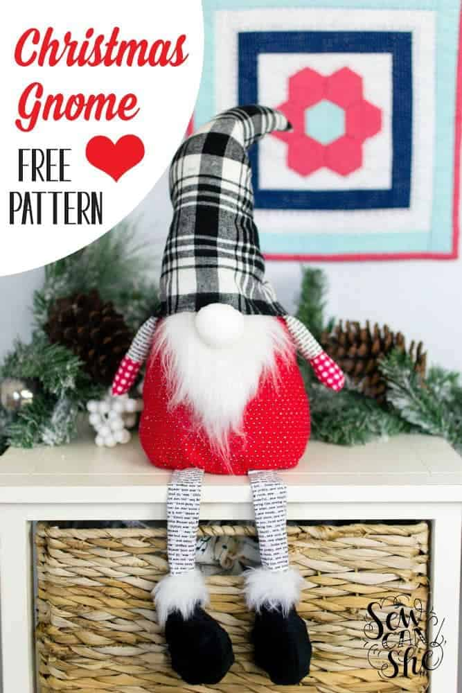 37 Free Christmas Sewing Projects Stockings Ornaments