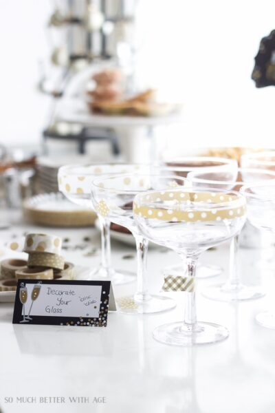 New Year's Eve Party Ideas + Inspiration Monday