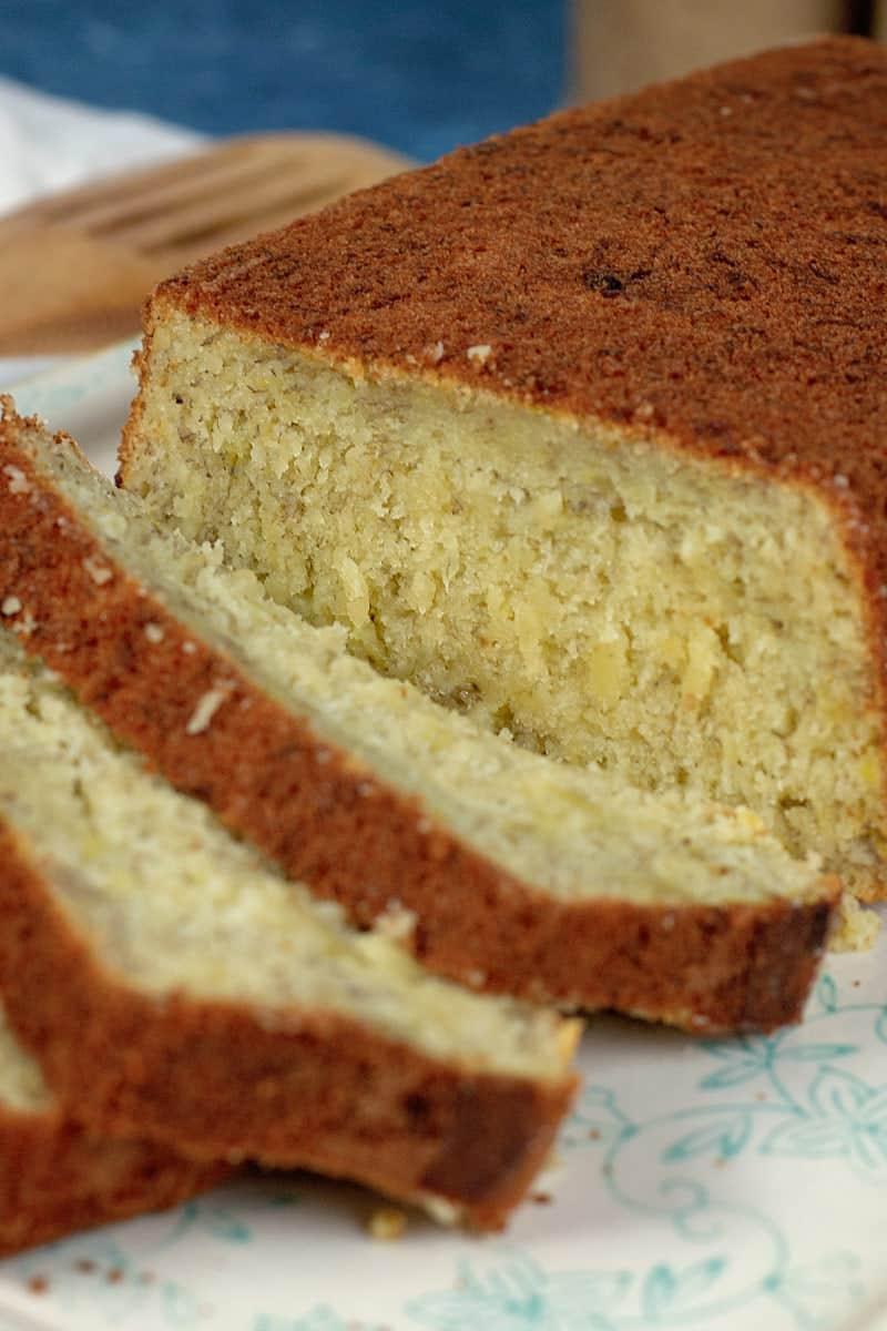 moist banana bread, no mixer needed banana bread recipe
