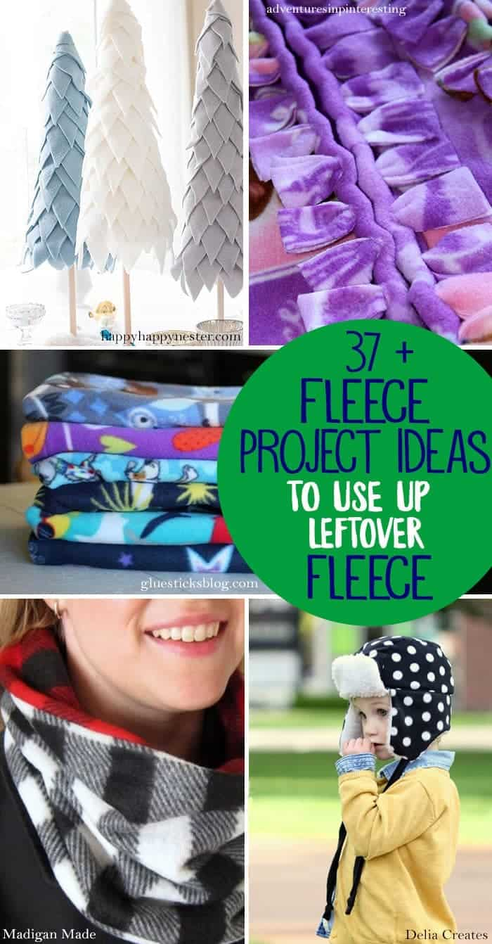 fleece project ideas