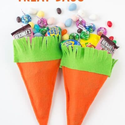 DIY Carrot Treat Bags