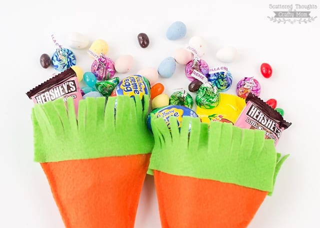 Easy Carrot Treat Bags
