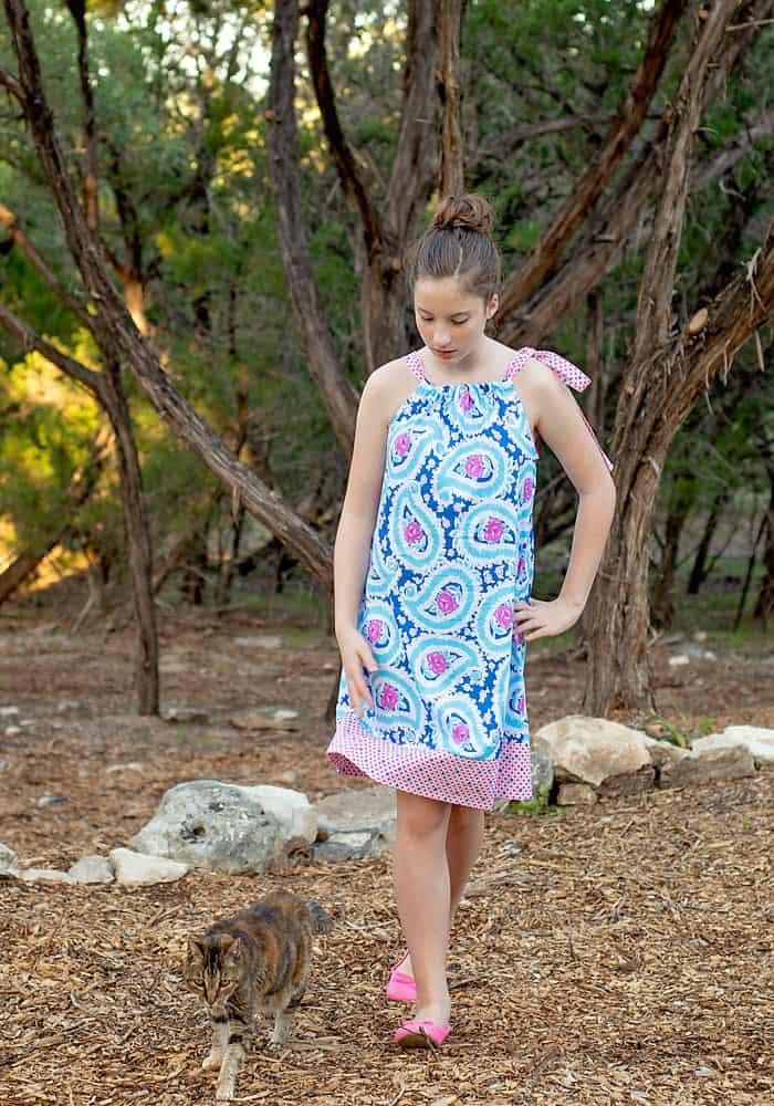 Free Pillowcase Dress Pattern