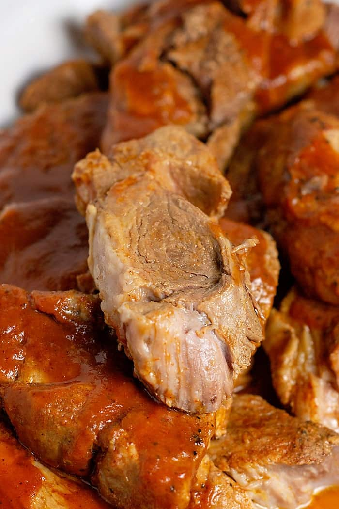 country style pork ribs pressure cooker recipe