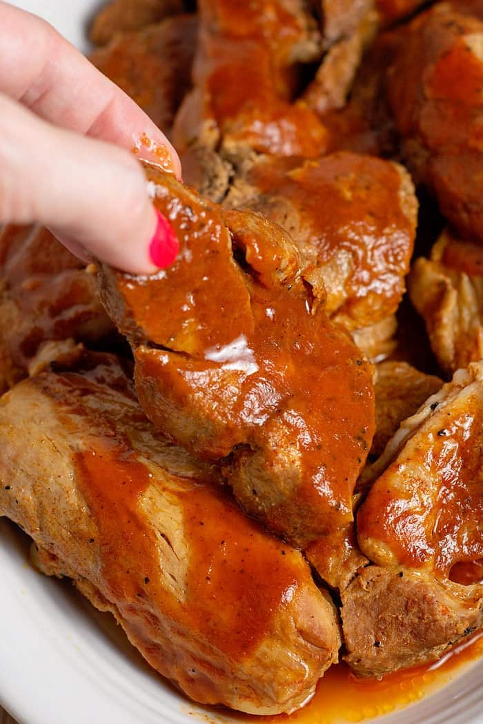 pressure cooker ribs recipe