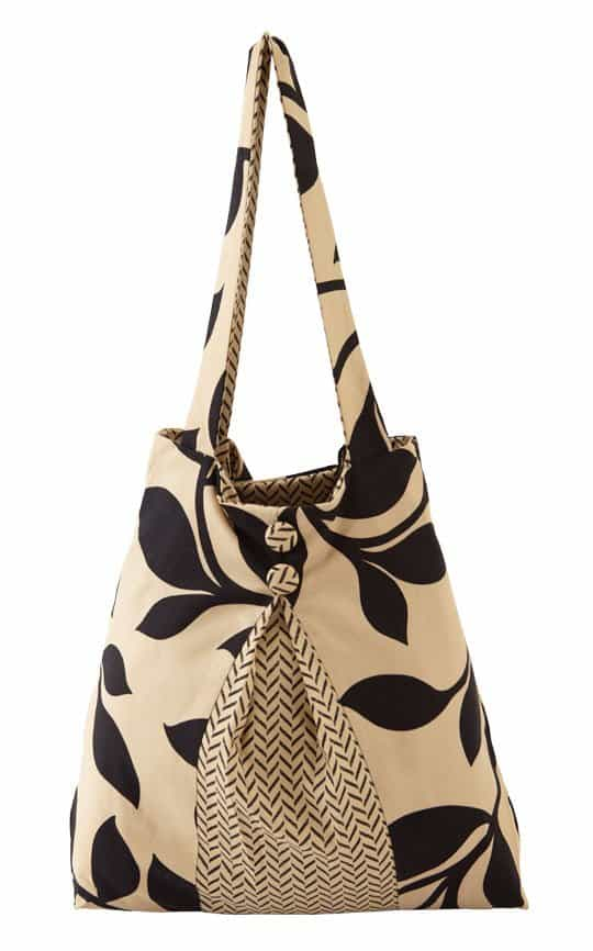 DIY tote bag pattern