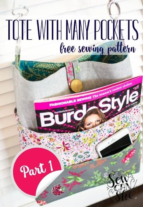 free purse sewing pattern