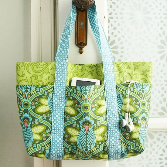 Patterns Bag Sew You Can 18 Free Of Tote Thoughts Today Scattered dCexBo
